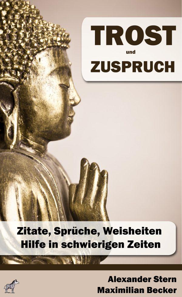 Buchcover: Trost und Zuspruch