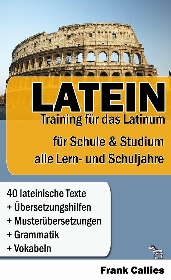 Buchcover - Latein