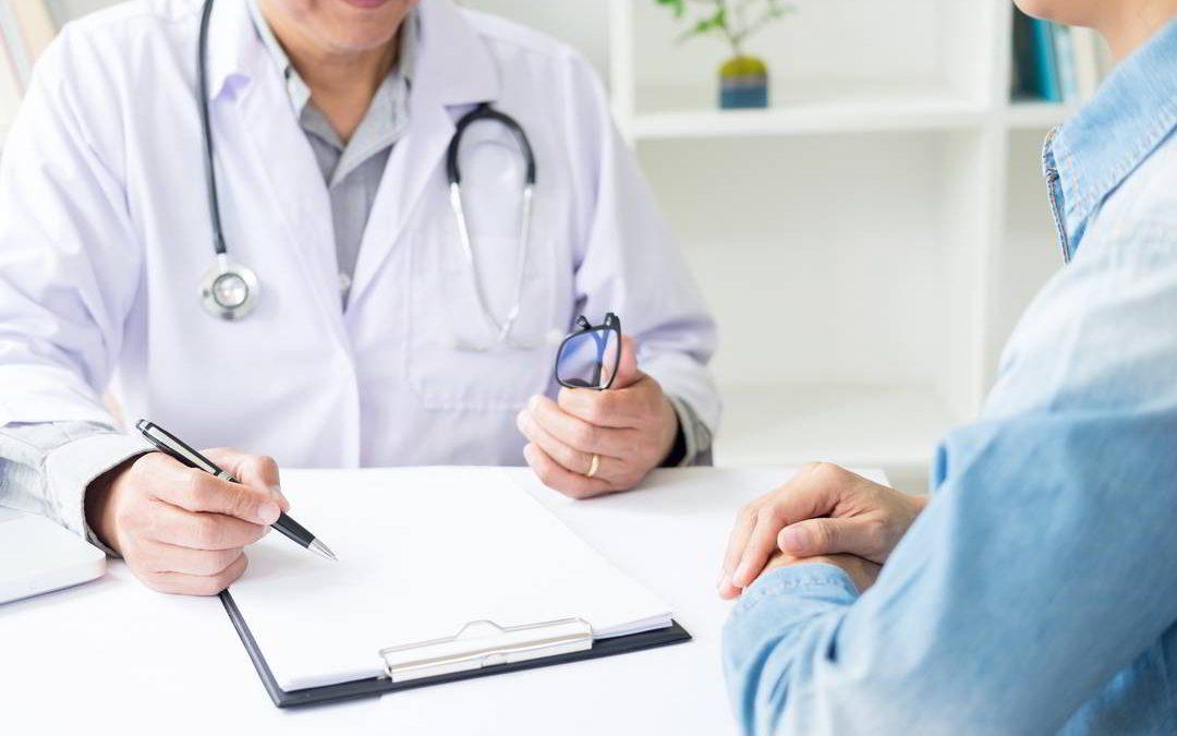 Was soll ich meinem Arzt sagen?