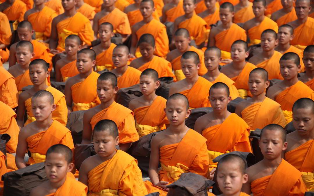 Muss man Buddhist werden, um Achtsamkeit zu praktizieren?
