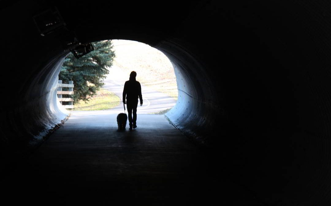 Achtsamkeit wirkt gegen Depressionen