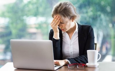 Körperliche Symptome von Depressionen