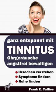 Buchcover: Ganz entspannt mit Tinnitus