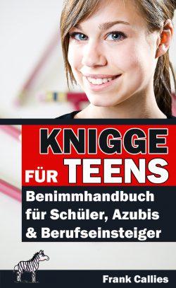 Buchcover - Knigge für Teens