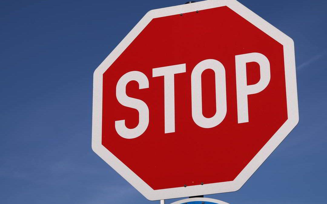 Beitragsbild - Übung STOP