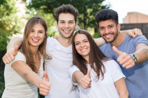 Beitragsbild - Finden Sie die richtigen Freunde